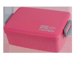 Coolpack - snack - śniadaniówka - pink