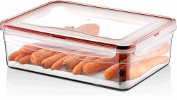 Pojemnik plastikowy prostokątny 4,3l saver box