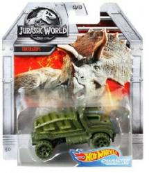Pojazd Jurrasic World. Triceratops