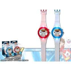 Zegarek na rękę ze światełkami LED Yo-Kai Watch
