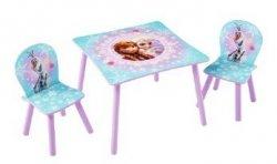 Stolik z krzesłami Frozen – Kraina Lodu