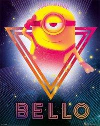 Plakat Despicable Me 3 (80'S Bello) Mini Poster