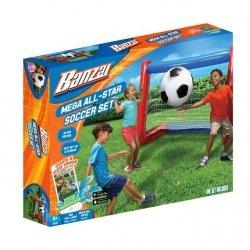 Banzai Banzai Mega All-Star zestaw do gry w piłkę nożną