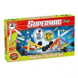 Plastwood Supermag Maxi Wheels 102 el.