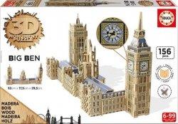 Educa Puzzle 3D Parlament i Big Ben 156 el.