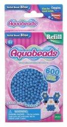 Aquabeads Niebieskie lite koraliki