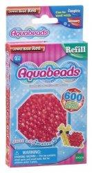 Aquabeads Czerwone koraliki-klejnociki