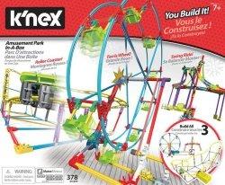 K'Nex - Amusement Park In-A-Box zestaw konstrukcyjny Park Rozrywki