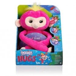 WowWee Fingerlings Hugs, interaktywna małpka Bella