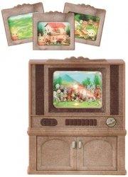 Sylvanian Families Luksusowy telewizor kolorowy