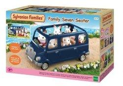EPOCH  Sylvanian Families Rodzinny siedmioosobowy minivan