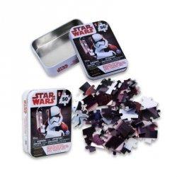 Puzzle Star Wars 8 Episod  Mini