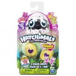 Hatchimals 2-pak z gniazdem S3