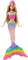 Mattel Barbie Tęczowa Syrenka