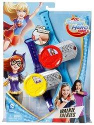 Mattel DC Super Hero Walkie-talkie superbohaterek