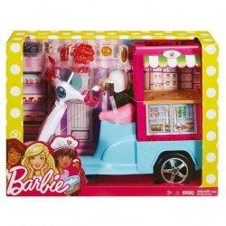 Mattel Barbie Mobilny bufecik