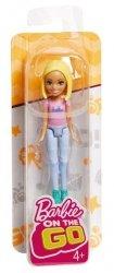 Mattel Barbie On The Go Małe lalki Ast.