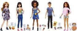 Barbie Opiekunka dziecięca ast.
