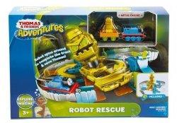 Mattel Tomek i Przyjaciele Adventures Zestaw Zakręcona przygoda z robotem