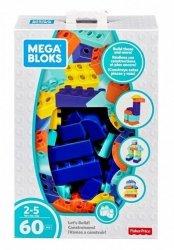 Mattel Mega Bloks Klocki Mini - Zestaw