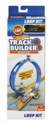 Mattel Hot Wheels Track Builder Akcesoria do rozbudowy + Samochodzik Ast.
