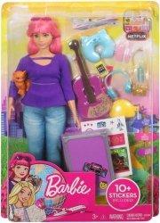Mattel Barbie Dreamhouse Adventures Daisy w podróży Lalka