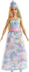 Mattel Barbie Dreamtopia Lalka Księżniczka