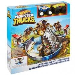 Mattel Hot Wheels Monster Trucks Arena Rekina Zestaw
