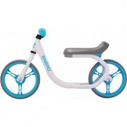 Rowerek Biegowy Stylus Biało-Niebieski 12 Enero