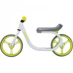Rowerek Biegowy Stylus Biało-Zielony 12 Enero