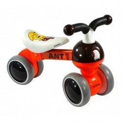 Rowerek Biegowy Jeździk Enero Czerwony  Mrówka