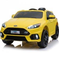 Ford Focus Rs Elektryczny Żółty