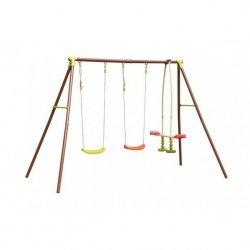Huśtawka Ogrodowa 4-Osobowa Plac Zabaw Do Dzieci