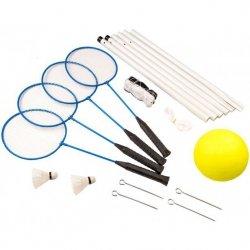 Zestaw do siatkówki i badmintona Enero 5w1