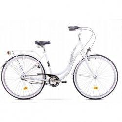 Rower Romet Angel 28 3 Biały 17 M 1928194