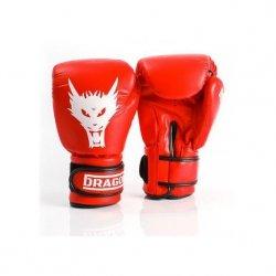 Rękawice Boks. Dragon Box Star 12Oz Red