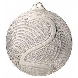 Medal Srebrny 2 Miejsce - Medal Stalowy