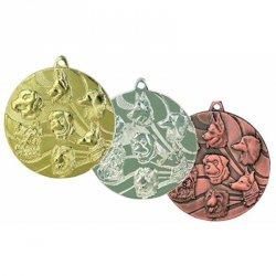 Medal Psy Złoty Mmc3150/G