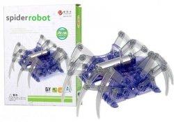 Robot Pająk na Baterie Ułóż Zestaw Kreatywny