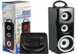 Głośnik Przenośny USB SD QL2680904