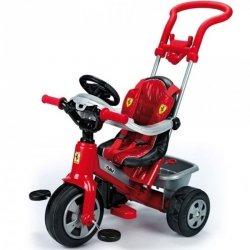 Feber Wielofunkcyjny rowerek trójkołowy Ferrari