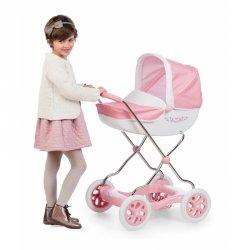 Głęboki wózek dla lalek Różowy Shara Smoby Inglesina