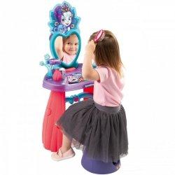 Smoby Duża Toaletka lustro z krzesełkiem Enchantimals kącik piękności