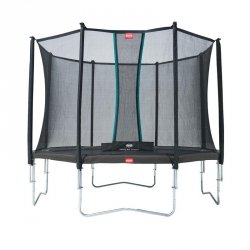 BERG Trampolina Favorit Green 330 cm Comfort