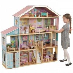 KidKraft Drewniany Domek Dla Lalek Garden View