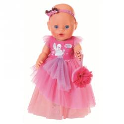 Baby born Suknia Balowa dla Laleczki 43 cm
