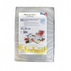 MAGIC VAC Vacuum sealer bags ACO1064 Set of 50 bags 30 x 40 cm, Transparent