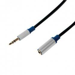 Logilink Premium Audio Cable Black, 1.5 m