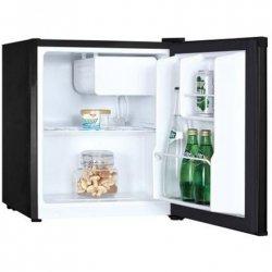 Haier Refrigerator HMF-406B Free standing, Larder, Height 51 cm, A+, Fridge net capacity 42 L, Freezer net capacity 4 L, 42 dB,