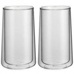 WMF Latte Macchiato glass 2 pcs. Glass, Transparent, Capacity 0.27 L, Dishwasher proof, Yes